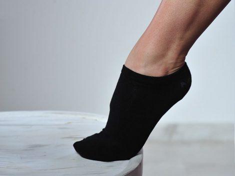 MR. BIG Unisex titok zokni fekete