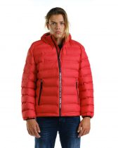 DEVERGO Férfi kabát piros