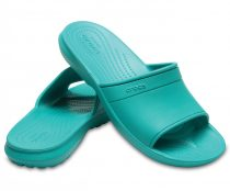 CROCS CLASSIC SLIDE tropical Unisex papucs