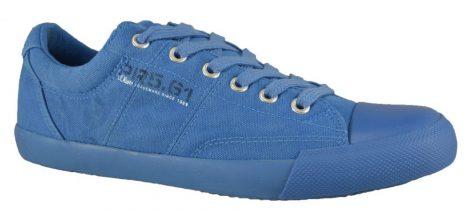 S.OLIVER Gyerek vászon cipõ turquoise