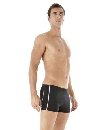 SPEEDO CLASSIC + ASHT AM BLACK Férfi úszó boxer