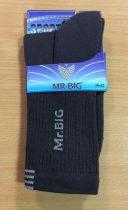 MR. BIG Sport zokni talpfrottír sötétszürke