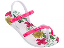 IPANEMA FASHION VII KIDS white/pink Lányka szandál