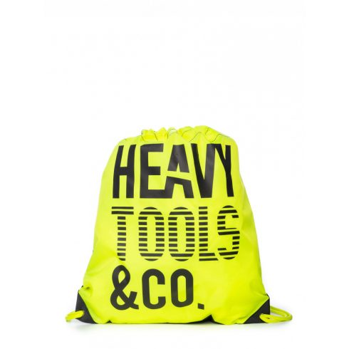 HEAVY TOOLS GYM19 neon Tornazsák