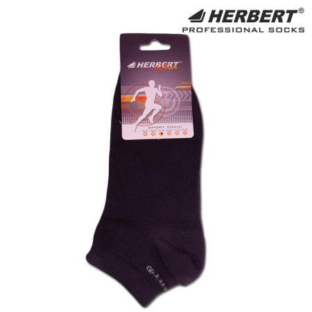 HERBERT Active Sport Titokzokni sötétszürke