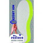 PEDIBUS Silver & Ocean